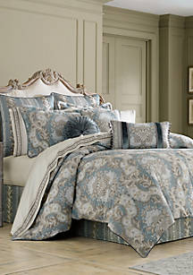 J Queen New York Crystal Palace Comforter Set Belk