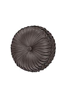 Astoria Tufted Round Pillow