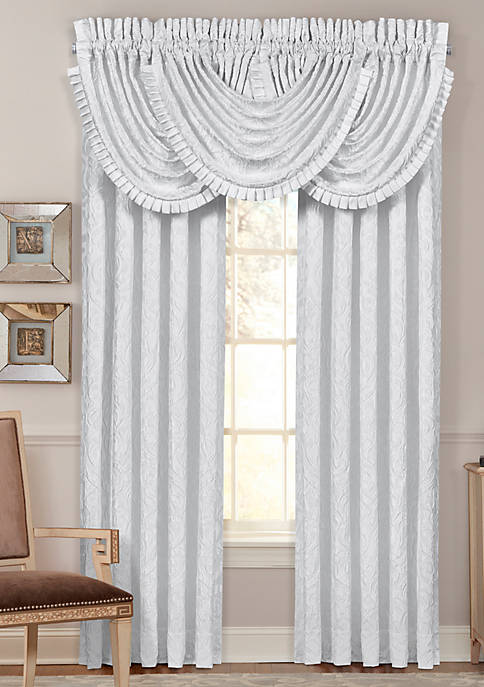 J Queen New York Astoria Waterfall Valance