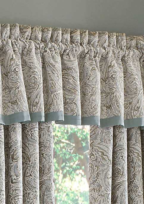 J Queen New York Giovani Straight Valance