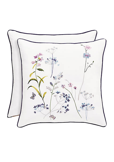Piper & Wright Betsy Floral Decorative Pillow