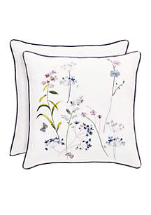 Betsy Floral Decorative Pillow