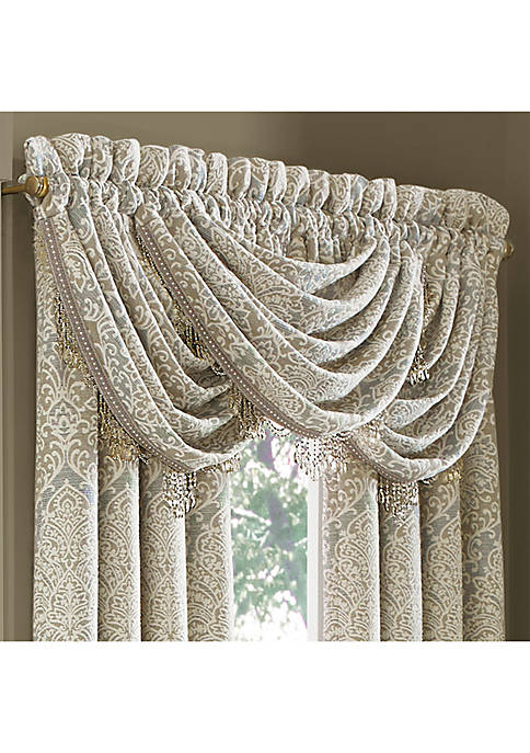 Romano Ice Waterfall Valance