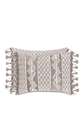 Bel Air Sand Boudoir Pillow