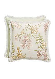 Wynona Floral Decorative Pillow