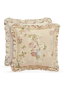 Anna Square Decorative Pillow