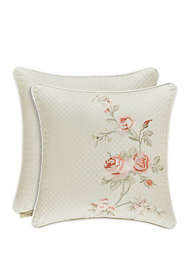 Lena Sage 16 in Square Pillow