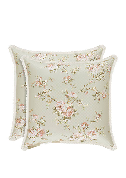 Lena Sage 20 in Square Pillow