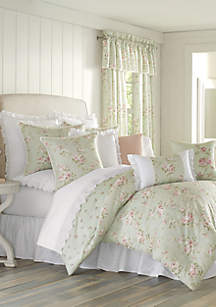 Piper & Wright Lena Sage California King Comforter Set