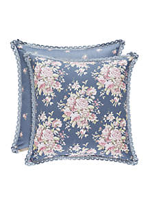 Piper & Wright Braylee Square Throw Pillow
