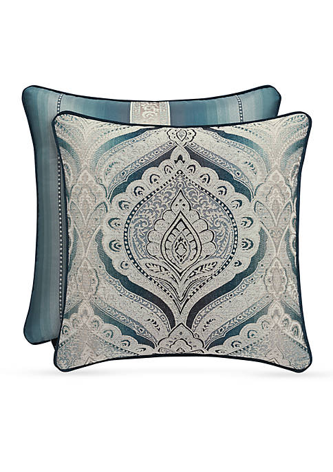 J Queen New York Gianna Square Decorative Pillow