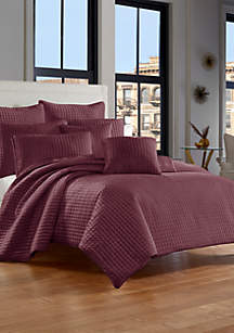 J Queen New York Glacier Coverlet