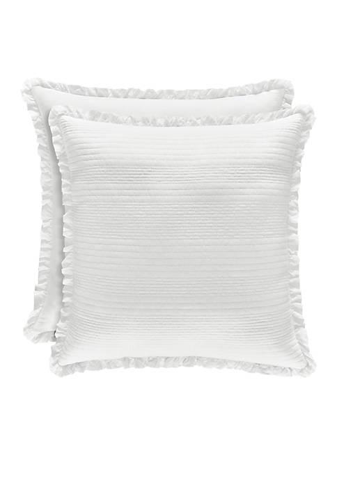 Hadley Square Decorative Pillow