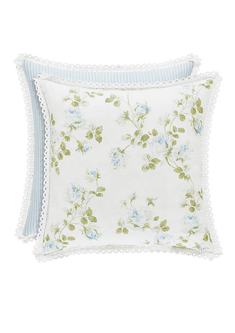 Piper & Wright Rosalie Square Decorative Pillow