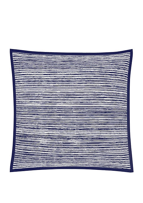 Oscar Oliver Flen Indigo Decorative Pillow