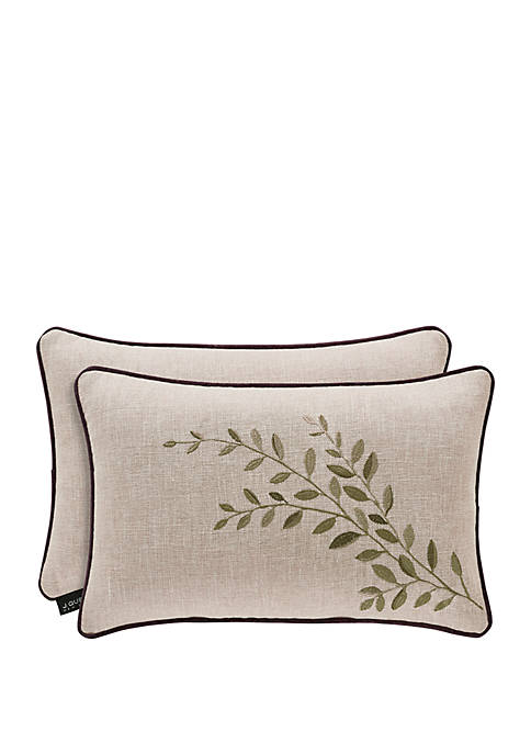 J Queen New York Grace Boudoir Pillow