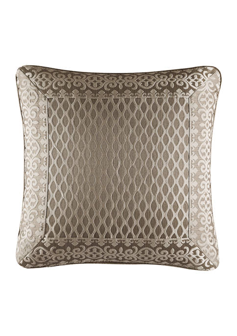 Five Queens Court Beaumont Champagne 20 Inch Square
