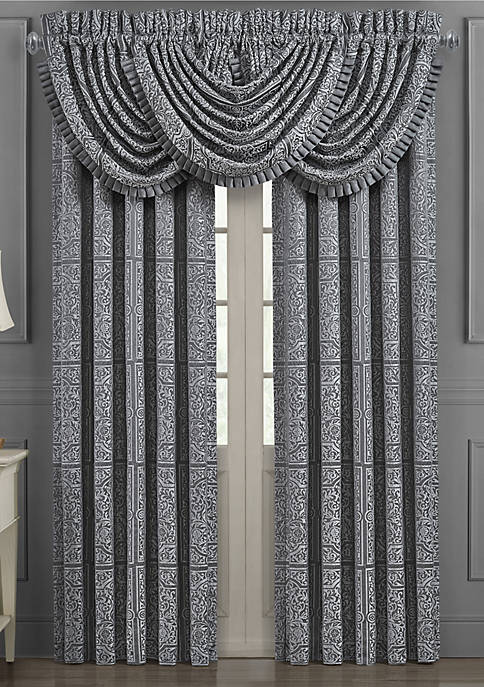 Rigoletto Charcoal 84 in Panel Pair