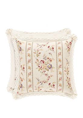 Sadie Linen 20 in Square Pillow