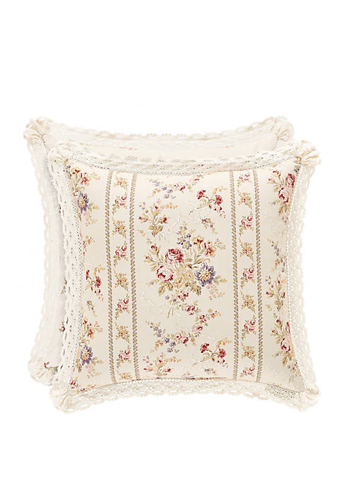 Piper & Wright Sadie Linen 20 in Square