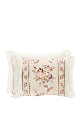 Sadie Linen Boudoir Pillow