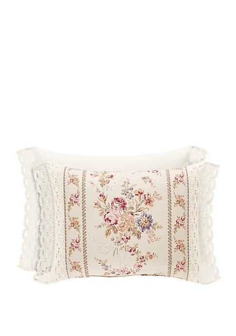 Piper & Wright Sadie Linen Boudoir Pillow