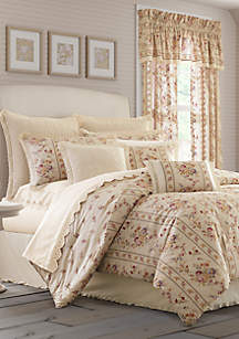 Piper & Wright Sadie Linen California King Comforter Set