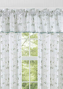 Piper & Wright Eva Spa Window Straight Valance
