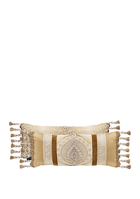 J Queen New York Gianna Boudoir Throw Pillow