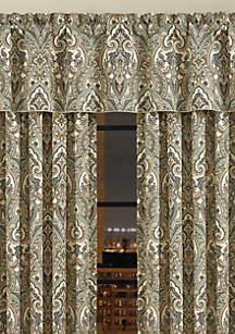 J Queen New York Vienna Spa Straight Valance