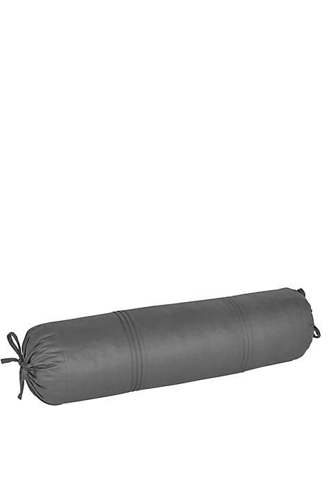 Flatiron Teal Bolster Pillow