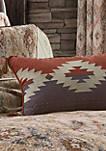 Brave Front Rust Boudoir Pillow