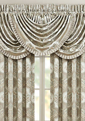 Clearwater Waterfall Valance