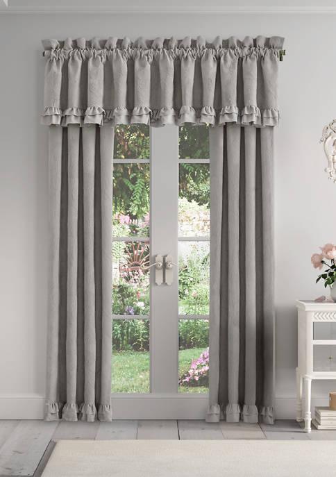 Piper & Wright Emelia Alloy Window Curtain Set