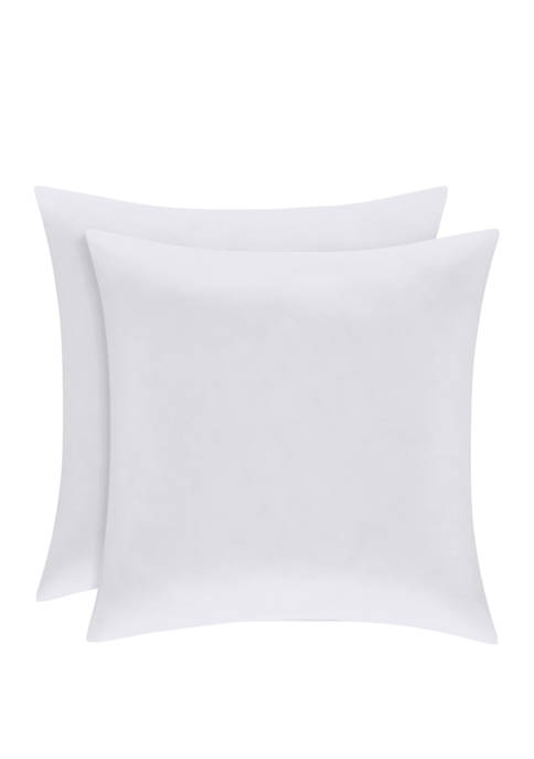 Regal European Square Pillow 2 Pack