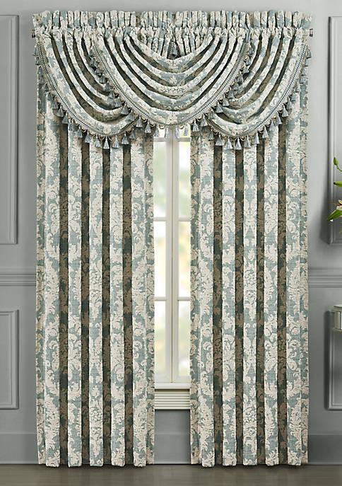 Versailles Lined Window Drape