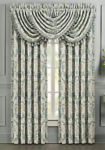 J Queen New York Versailles Lined Window Drape