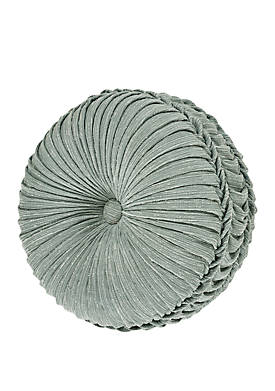 Versailles Spa Tufted Round Pillow