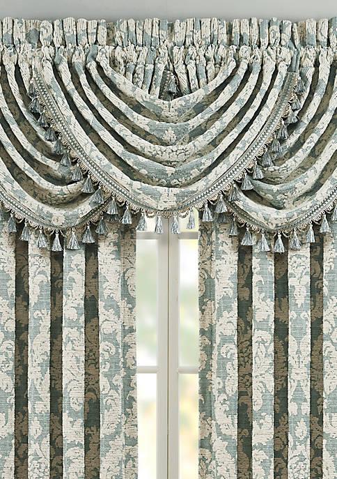 Versailles Waterfall Valance