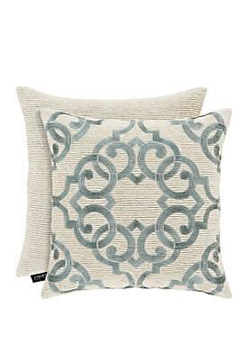 Versailles Cream Embellished Pillow
