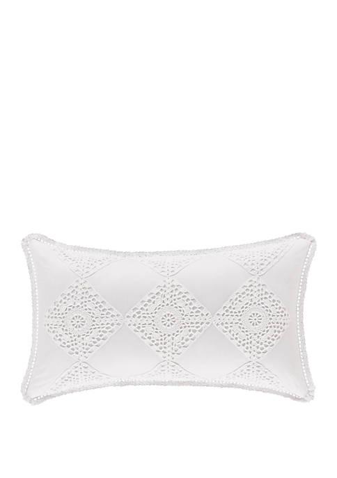 Jackie Boudoir 11 Inch x 20 Inch Decorative Throw Pillow