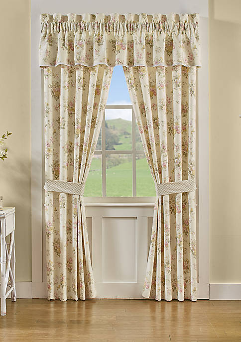 Piper & Wright Jackie Yellow 84 Inch Window