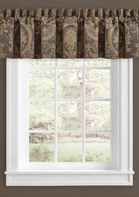 Neapolitan Mink Window Straight Valance