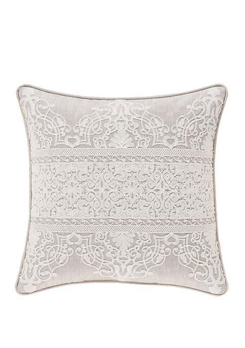 Lauralynn 20 Inch Square Decorative Throw Pillow
