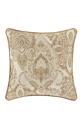 Sandstone 20 Inch Square Decorative Throw Pillow