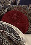 Taormina Tufted Round Decorative Throw Pillow