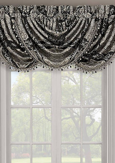 J Queen New York Vera Window Waterfall Valance