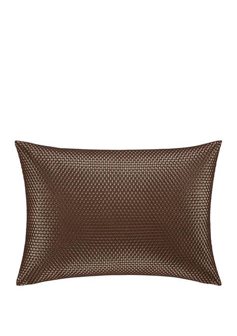 Mesa Chocolate Boudoir Decorative Throw Pillow