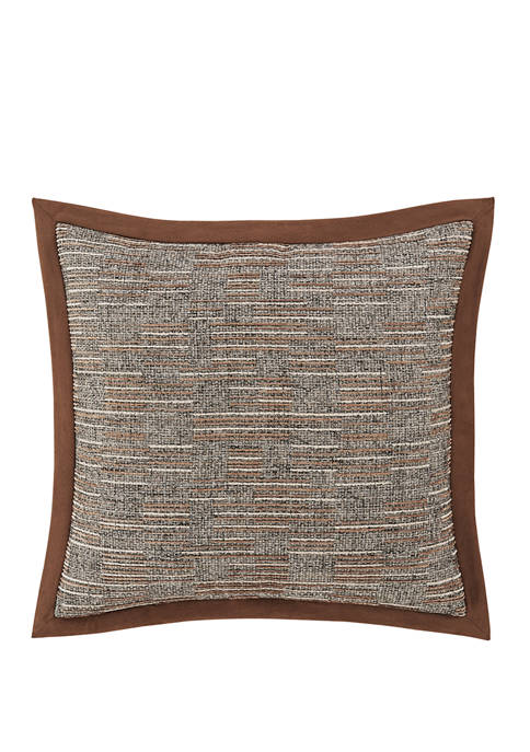 J Queen New York Timber Linen Euro Sham