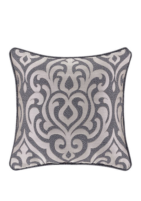 Tribeca 20 Inch Square Decorative Throw Pillow